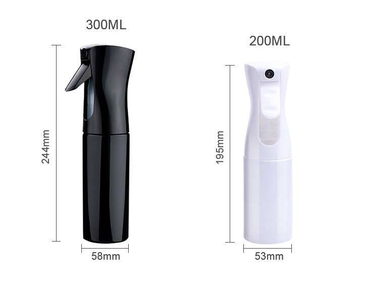 Plastic Spray Bottle