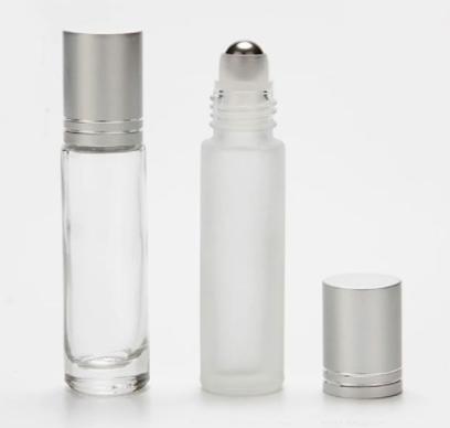 roller ball housing fitments of essential oil roller bottles