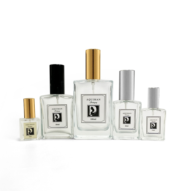 Spray Perfume Bottles