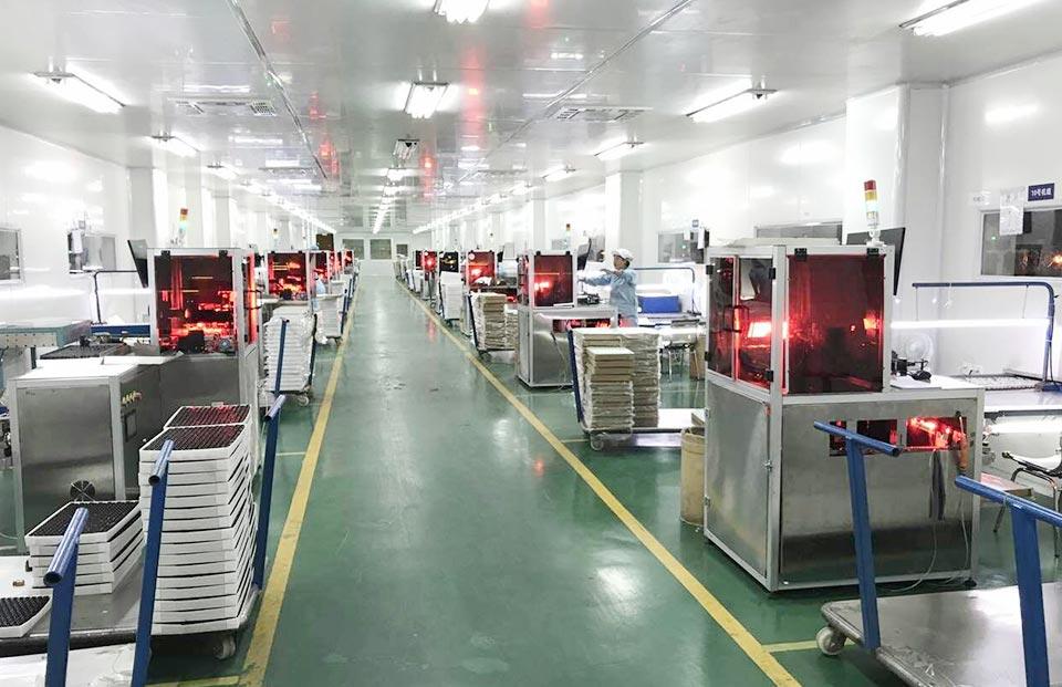 Aquiman Top Packaging Manufacturer Production Workshop