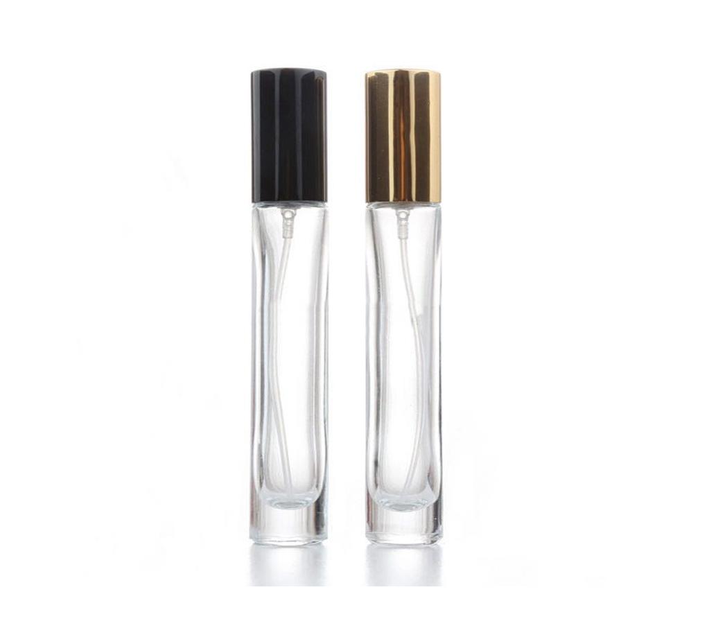 Cylindrical Spray Perfume Bottle