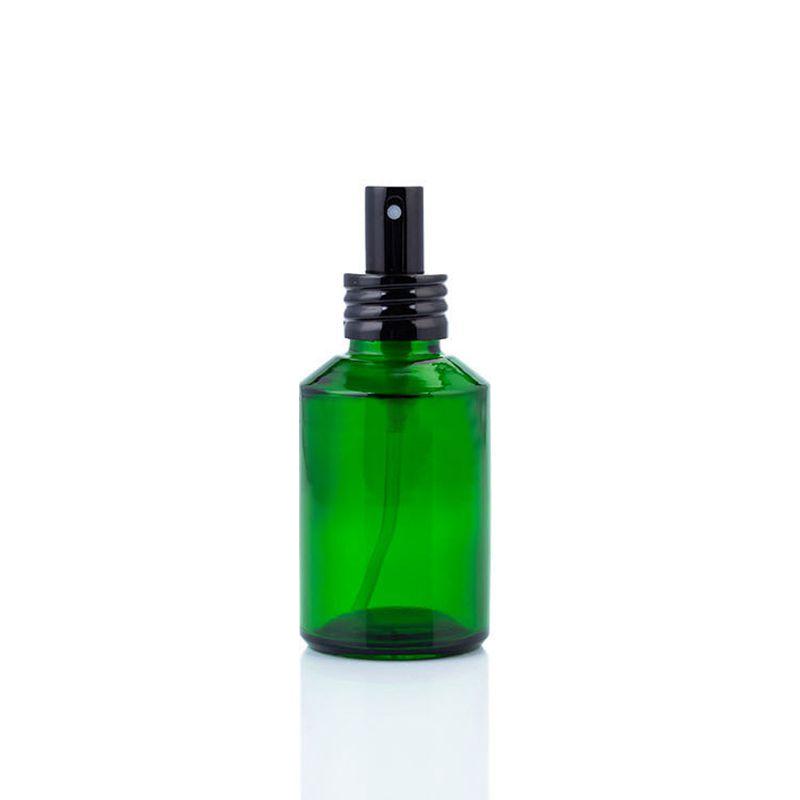 Oblique shoulder lotion bottle