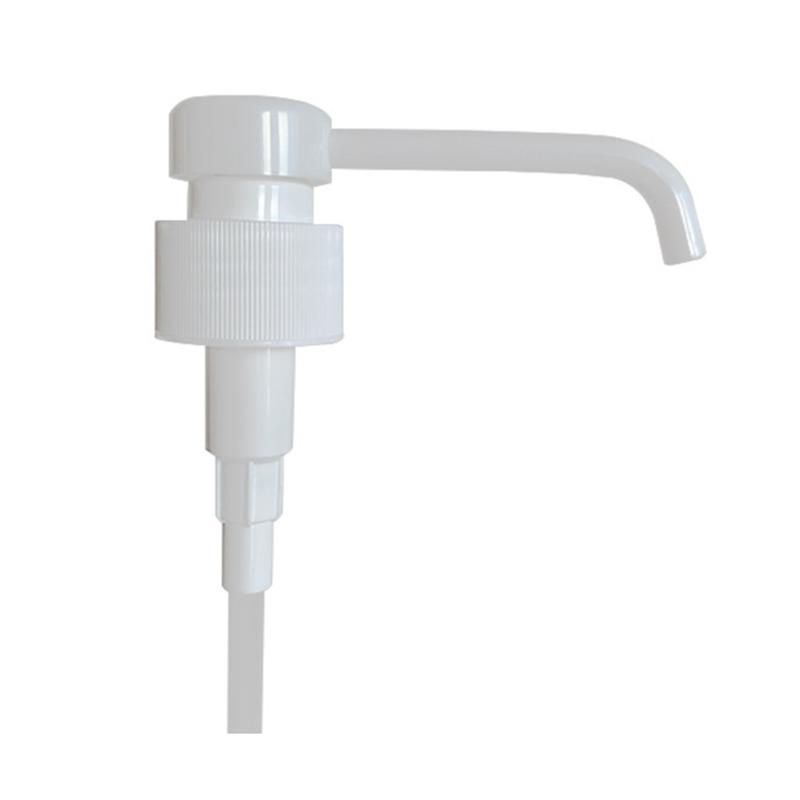 Long rod nozzle cap