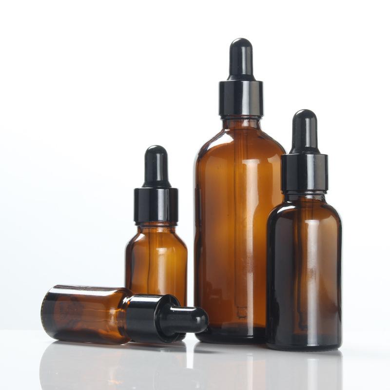 Round essential oil dropper bottle(5ml 10ml 15ml 20ml 30ml )