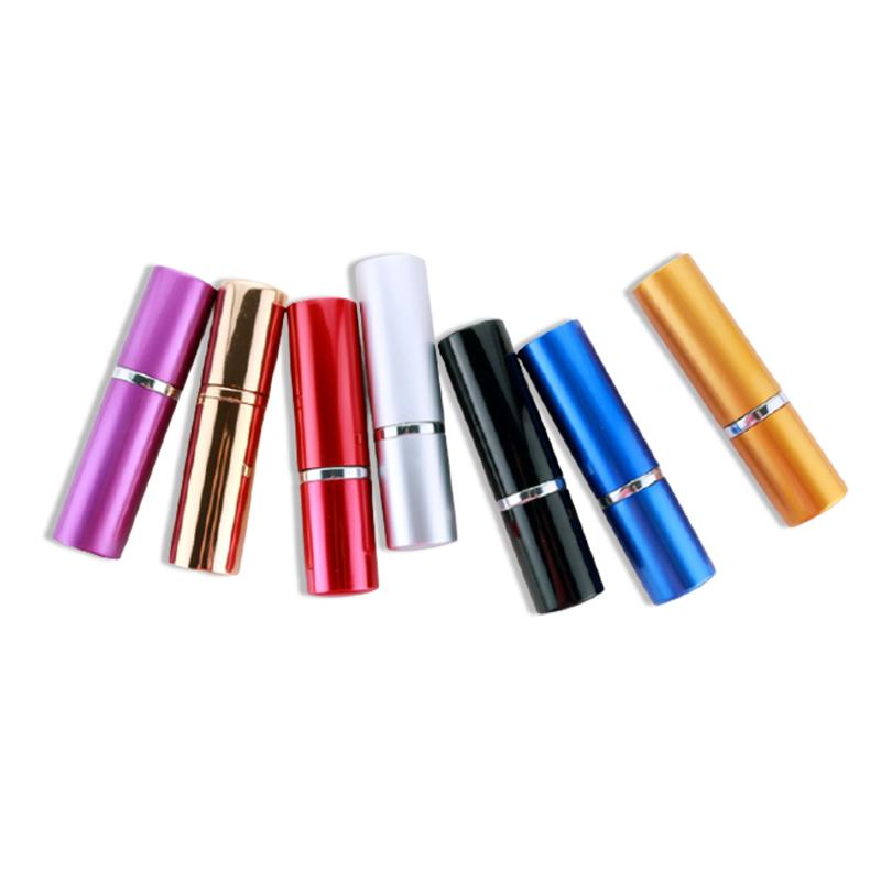 Portable spray perfume bottle